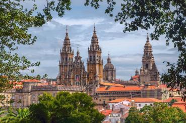 ville de Santiago de Compostela