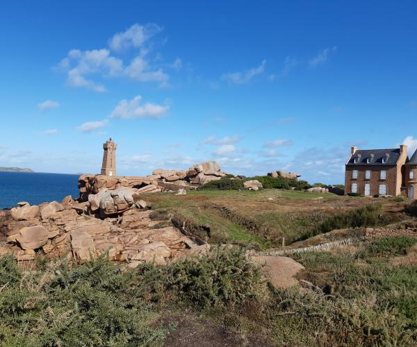 Bretagne : Réveillon sur la côte de Granit rose