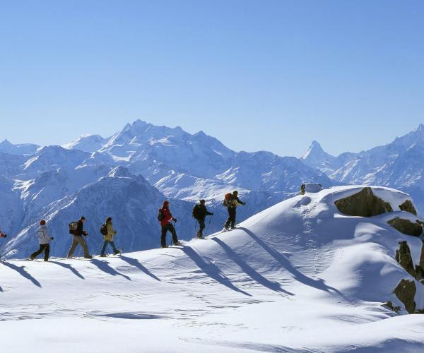 Suisse : Raquettes et bien-être à Breiten-Aletsch