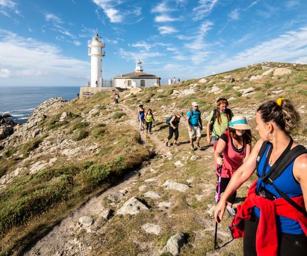 Espagne : Camino dos Faros