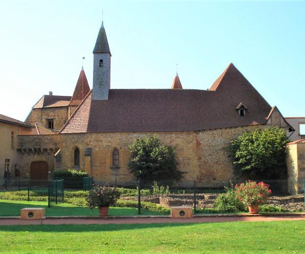 Vézelay - Cluny