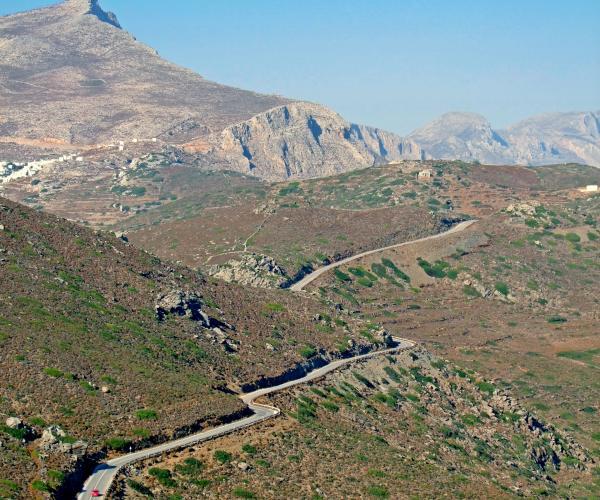 Grèce : Les Cyclades, Naxos et Amorgos