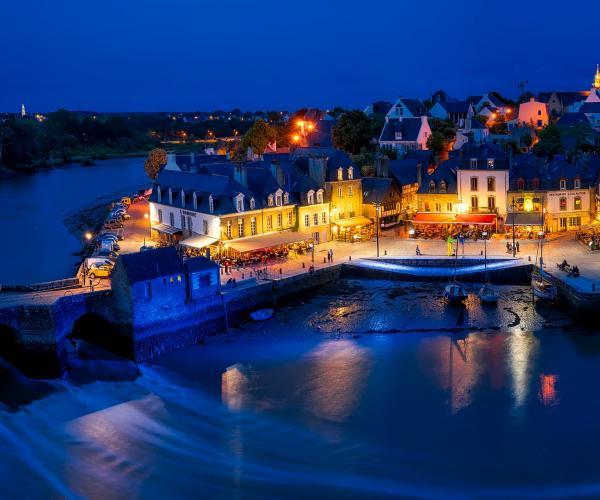 Bretagne : De Quiberon à Auray