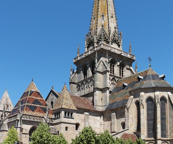 Vézelay - Autun