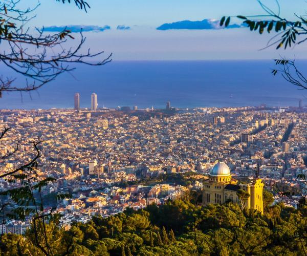 Espagne : Les Montagnes de Barcelone en accompagné
