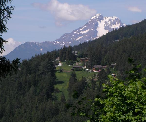 Suisse : Les Bisses du Valais