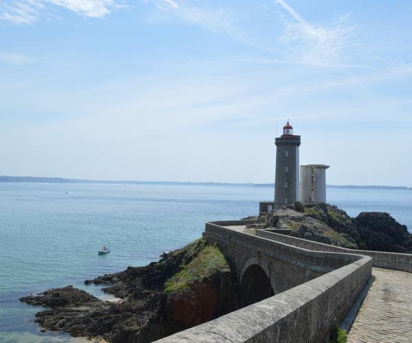 Bretagne : De Portsall à Brest, le chemin des Phares