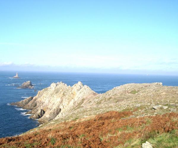 Bretagne : La Pointe du Raz, le Cap Sizun