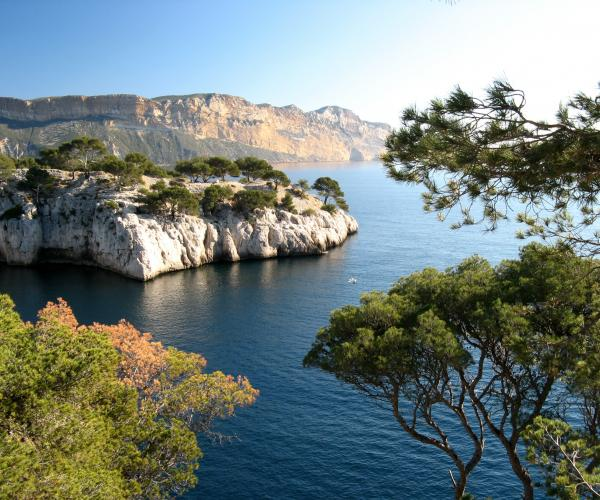 Provence : Des îles aux Calanques, autour de Cassis