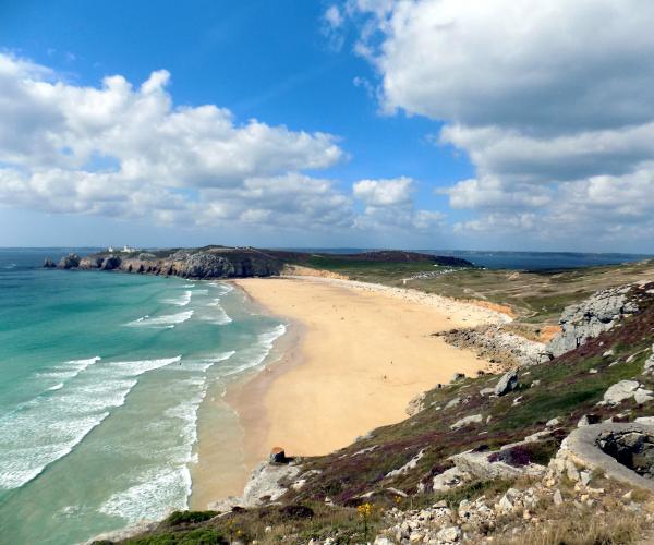 Bretagne : De Le Faou à Camaret