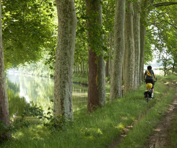 Le Canal des 2 mers : de Bordeaux à Sète