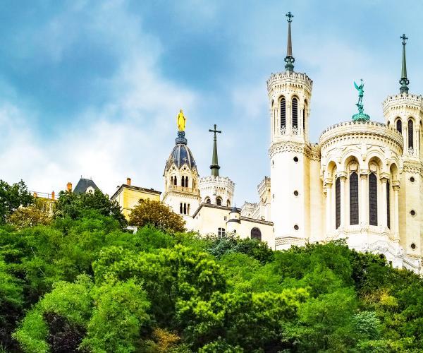Lyon - Saint Romain Le Puy