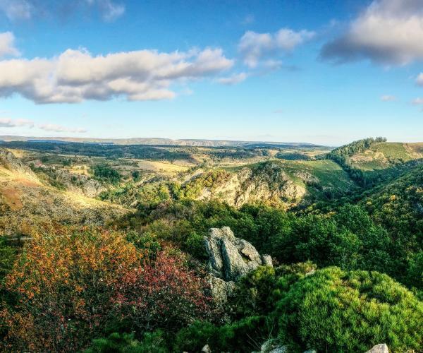 Régordane : De Langogne à Alès