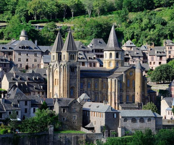 Nasbinals - Conques