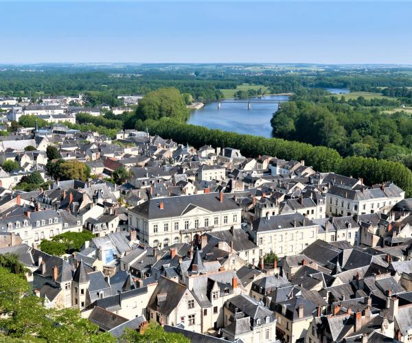 Châteaux de la Loire : Azay le Rideau - Saumur