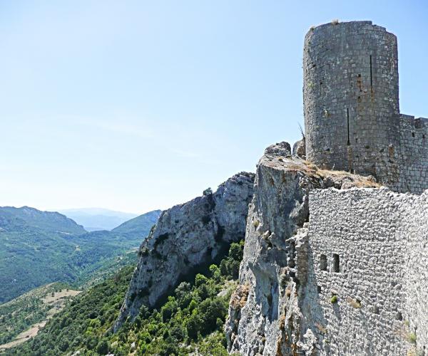 Pyrénées : Le Pays Cathare