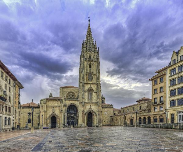Oviedo - Santiago de Compostela, Le Camino Primitivo