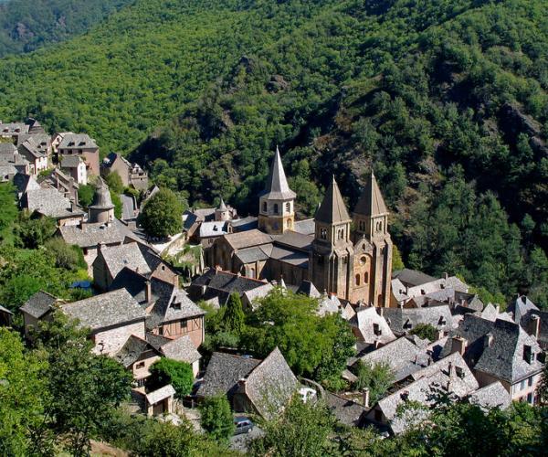 Le Puy en Velay - Conques