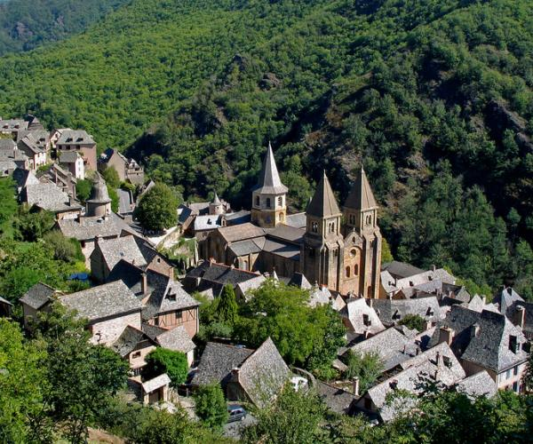 Le Puy en Velay - Conques