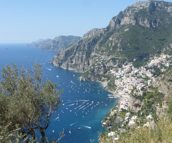 Italie : La Côte Amalfitaine
