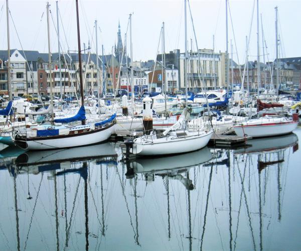 Normandie : La Côte d'Albatre