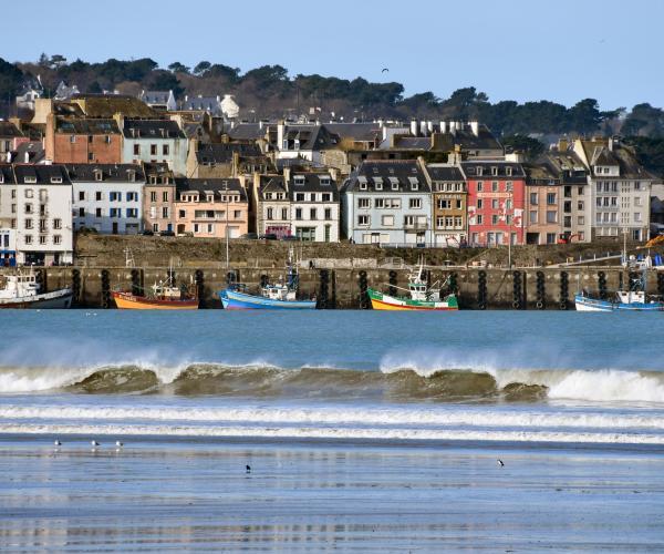 Bretagne : De Camaret à Douarnenez