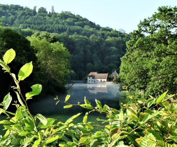 Doubs : Entre Vallées de la Loue et du Lison