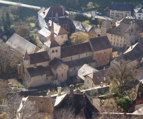 Sur les pas des Huguenots :  Genève - Yverdon (Suisse)