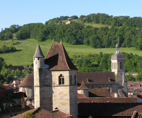 La boucle des variantes par Rocamadour et la Vallée du Célé