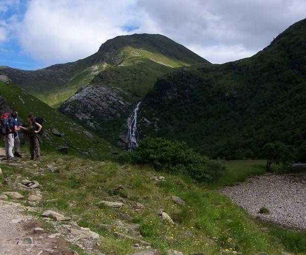 Ecosse : The Great Glen Way