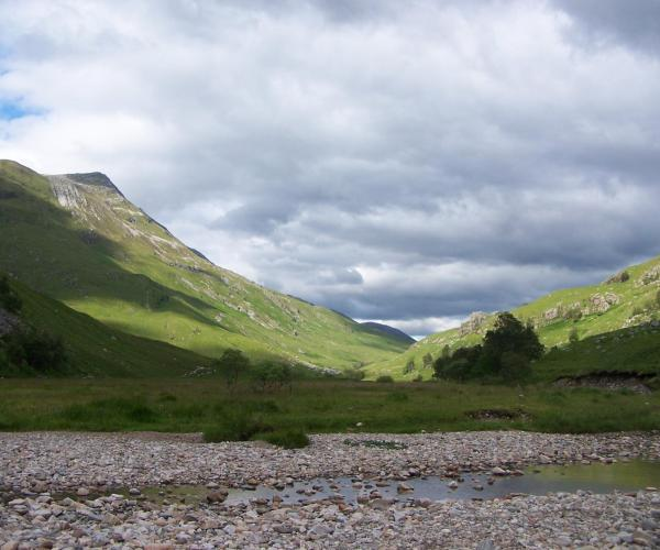 Ecosse : The Great Glen Way