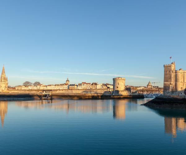 La Vélodyssée : De La Rochelle à Arcachon