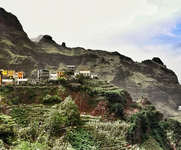 Le Cap Vert : São Nicolau, Santo Antão et São Vicente