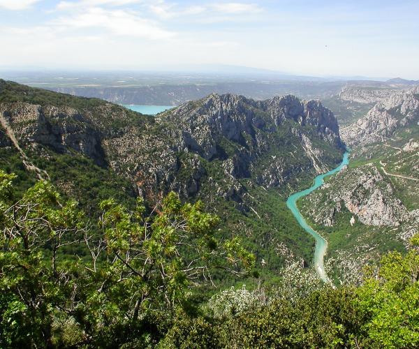 Alpes de Haute-Provence : Le Grand Canyon du Verdon
