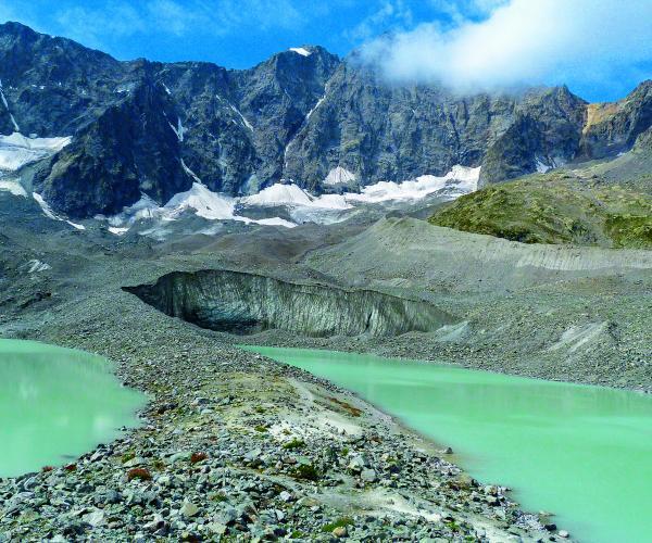 Hautes-Alpes : Le Balcon des Écrins