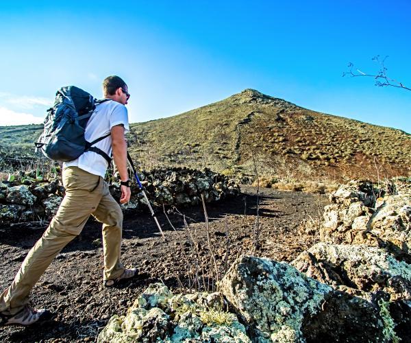 Espagne Canaries : Lanzarote un univers volcanique