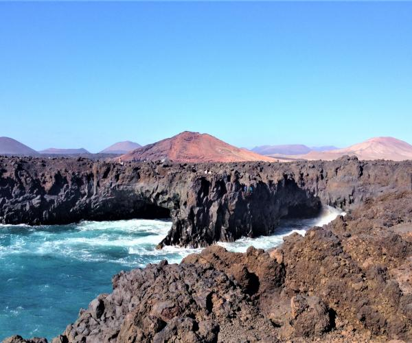 Espagne Canaries : Lanzarote et la Graciosa