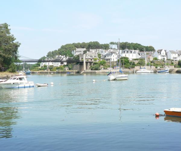 Bretagne : D'Auray à Vannes, le golfe du Morbihan