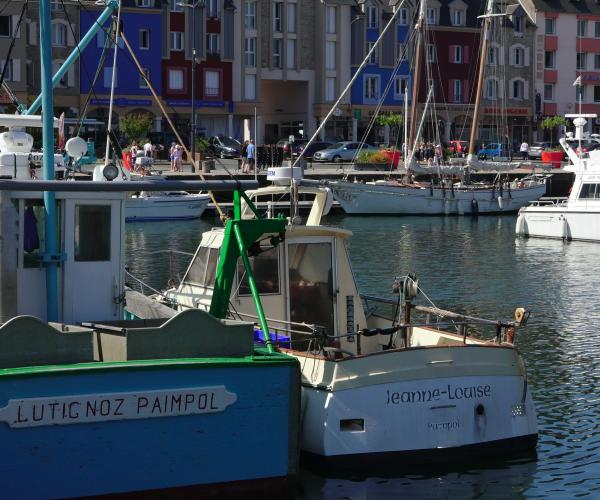 Bretagne : De Saint Brieuc à Paimpol