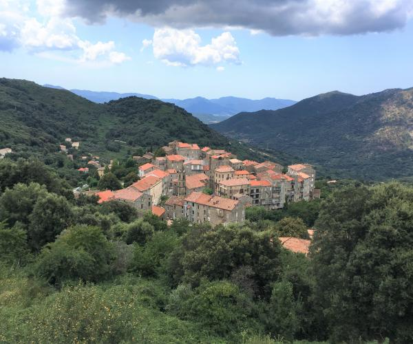 Corse : A partir de Porto-Vecchio