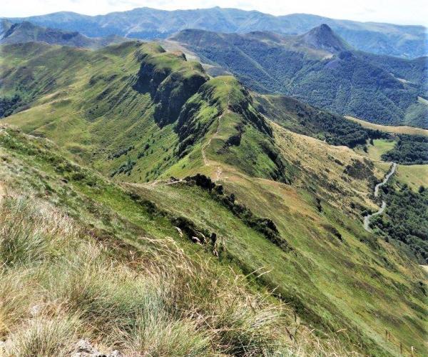 Auvergne : Le plomb du Cantal