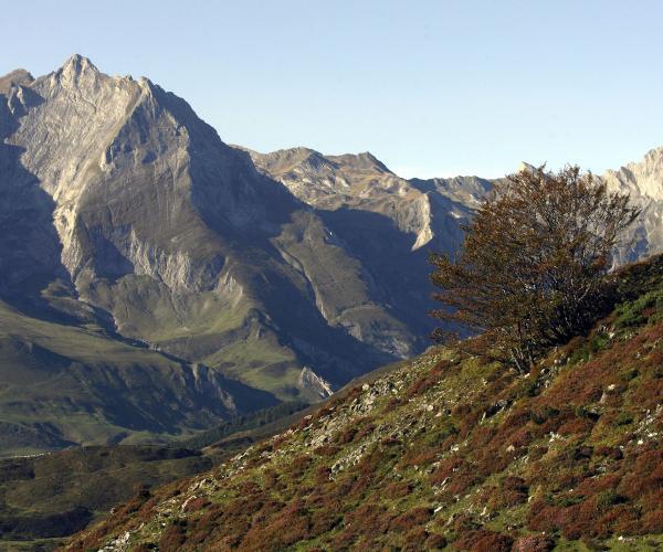 Pyrénées : Balcons du Val d'Azun