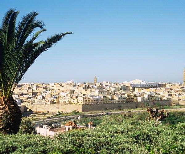 Maroc : Balnéo et Villes Impériales