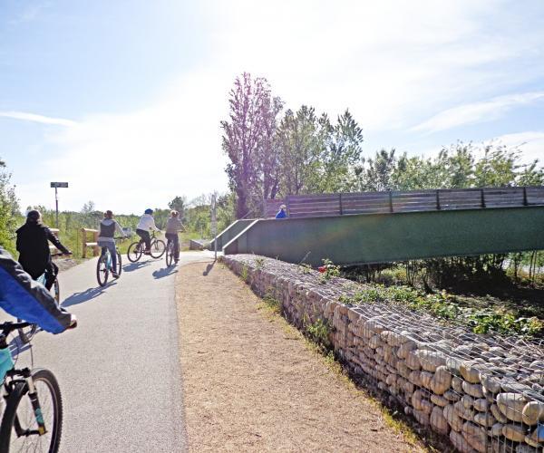 La Via Rhona à Vélo : De Vienne à Montélimar