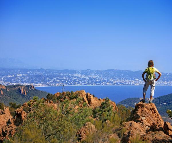 Provence : Esterel, Perle de la Côte d'Azur