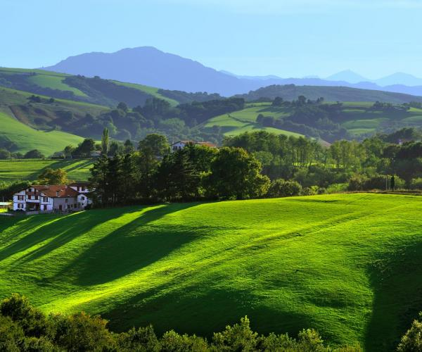 Pyrénées Atlantiques : Pays Basque