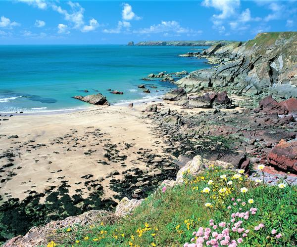 Pays de Galles : The Best of Pembrokeshire