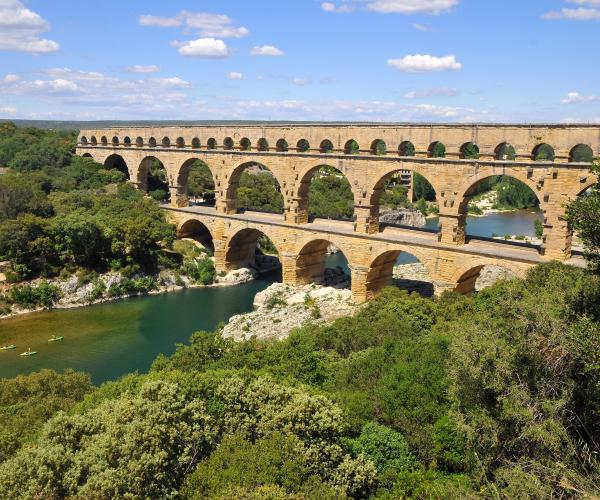 Anduze - Avignon