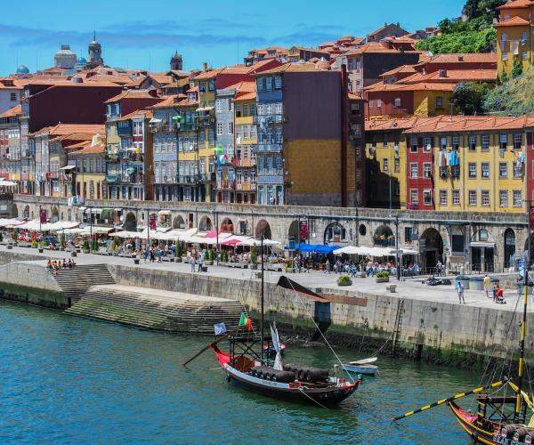Le Chemin Portugais par la voie côtière