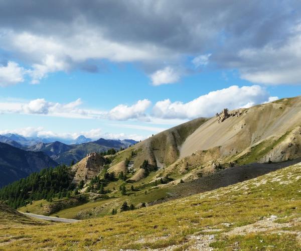 Hautes Alpes : Le Queyras